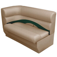 """45"""" Right Corner Couch Seat"""
