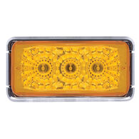 Optronics Waterproof LED Miro-Flex Sealed Trailer Marker/Clearance Light
