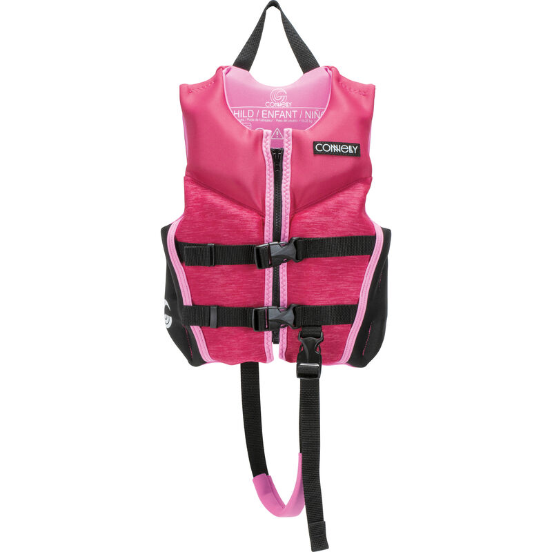 Connelly Child's Classic Neoprene Life Jacket image number 3