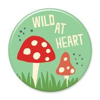 Wild at Heart Big Magnet