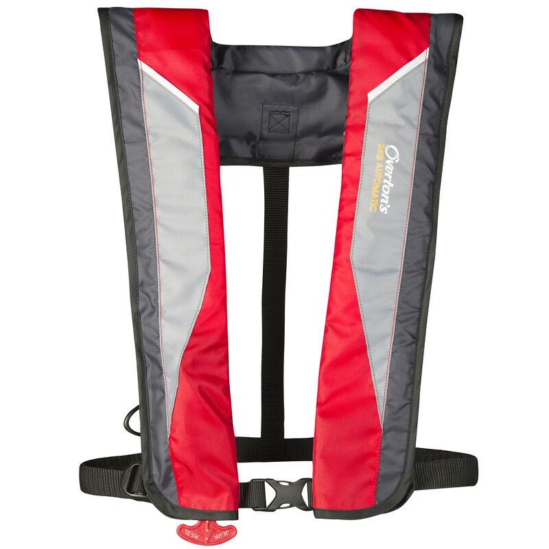 Overton's 24-Gram Slimline Elite Automatic Inflatable Life Jacket image number 1