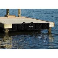 "Dockmate Medium Profile Rafting Fender, 7.5'L x 22""H"