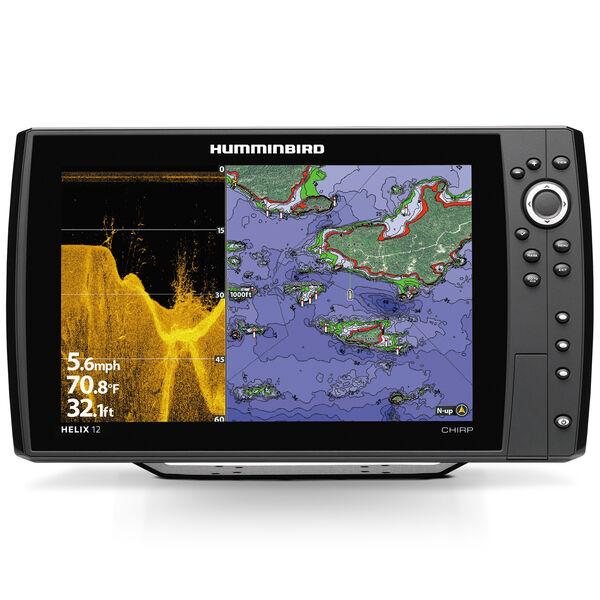 Humminbird Helix 12 CHIRP DI Fishfinder GPS Combo