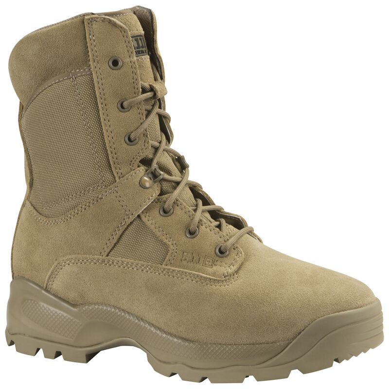 """5.11 Tactical Men's ATAC 8"""" Coyote Boot image number 6"""
