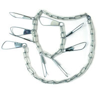 Eagle Claw Vinyl-Coated Chain Fish Stringer, 9-Snap