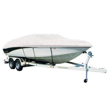 Exact Fit Sharkskin Boat Cover For Tige 2002 Fslm Does Not Cover Swim Platform