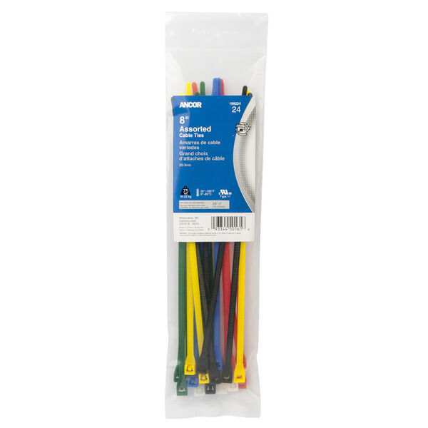 Ancor Assorted Cable Ties
