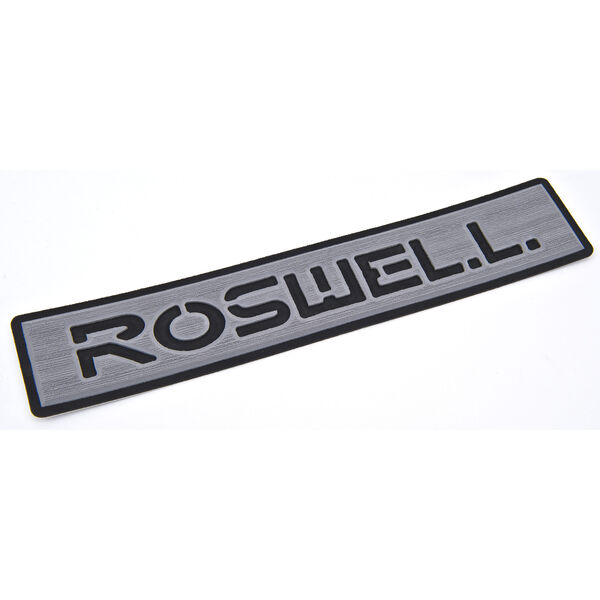 Roswell Logo Step Pad