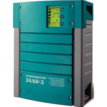 Mastervolt ChargeMaster 24V Battery Charger, 60 Amps