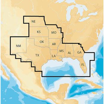 Navionics Electronic Chart, South US