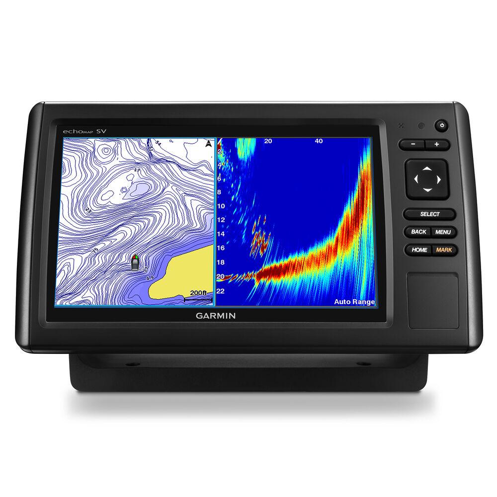 Garmin echoMAP CHIRP 93sv Chartplotter Fishfinder