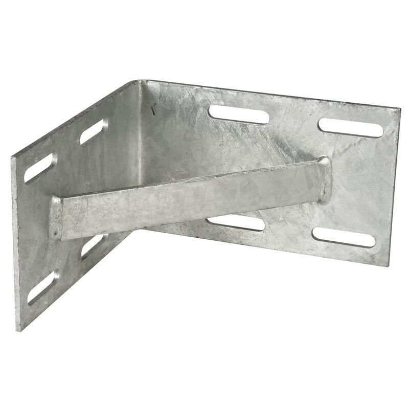 """Commercial-Grade 1/4"""" Floating Dock Hardware - Inside Corner image number 2"""