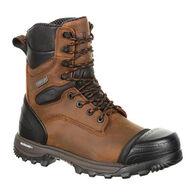 Rocky Men's XO-Toe Composite Waterproof Work Boot