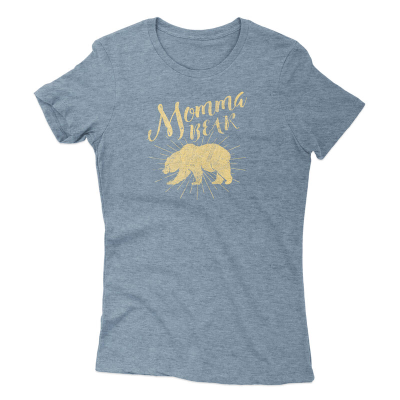Points North Women's Momma Bear Short-Sleeve Tee image number 1