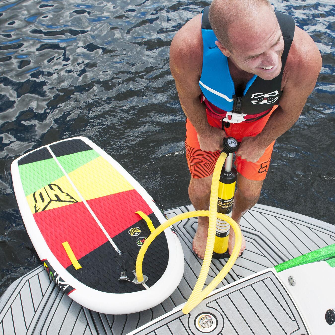 4L Ho Fad Inflatable Board