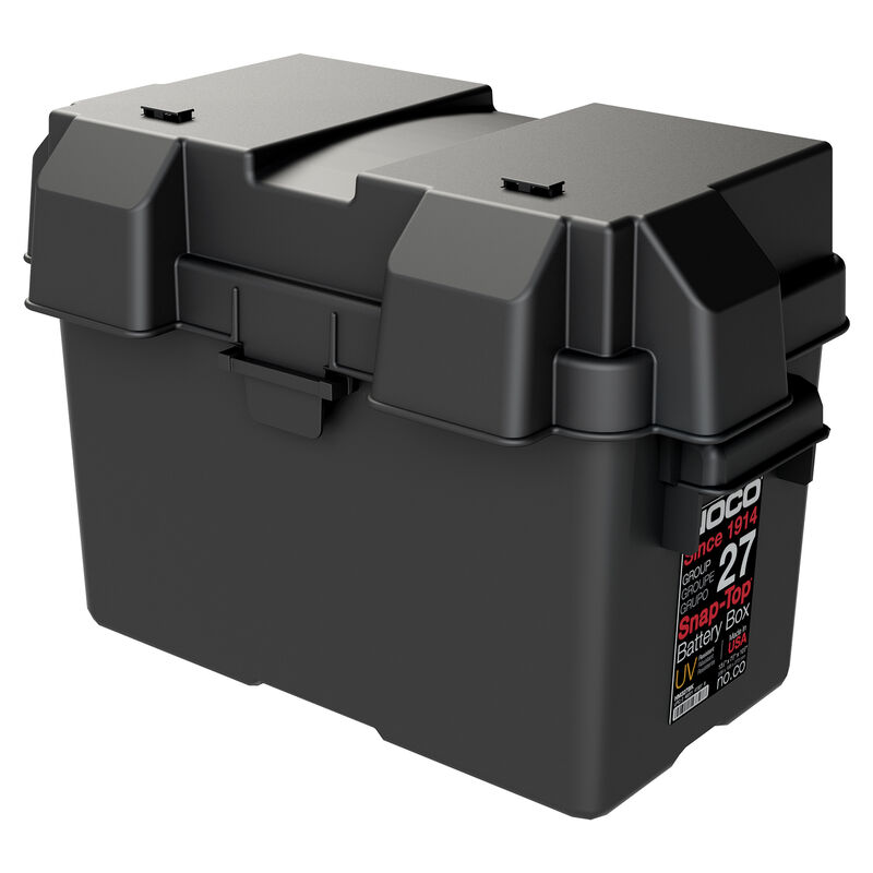 NOCO Group 27 Snap-Top Battery Box image number 1