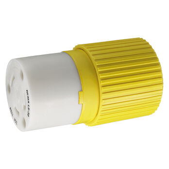 Hubbell Ship-to-Shore Twist Lock Female Connector