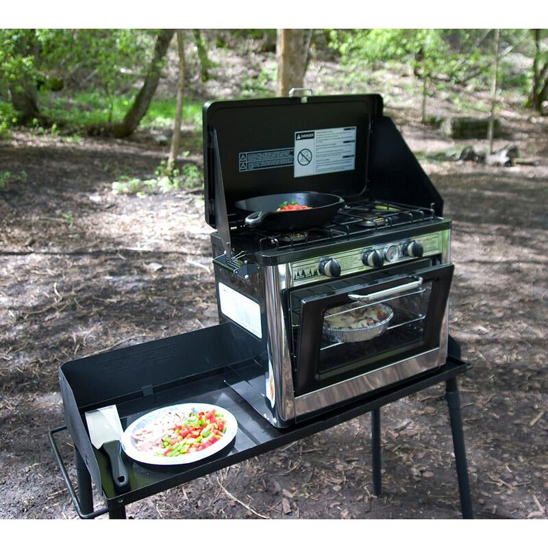 Camp Chef Outdoor Camping Oven and 2-Burner Stove image number 3