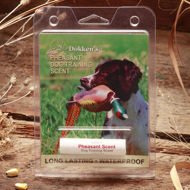 Dokken Dog Training Scent Wax, Pheasant image number 1