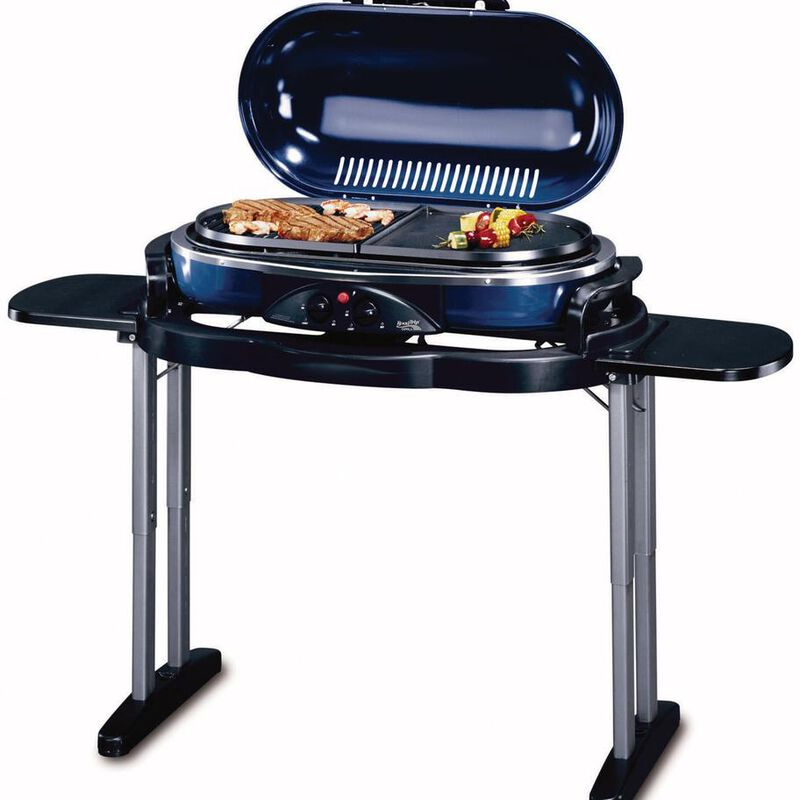 Coleman RoadTrip Classic Grill, Blue image number 1