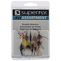 Superfly Trout Fishing Stonefly Selection