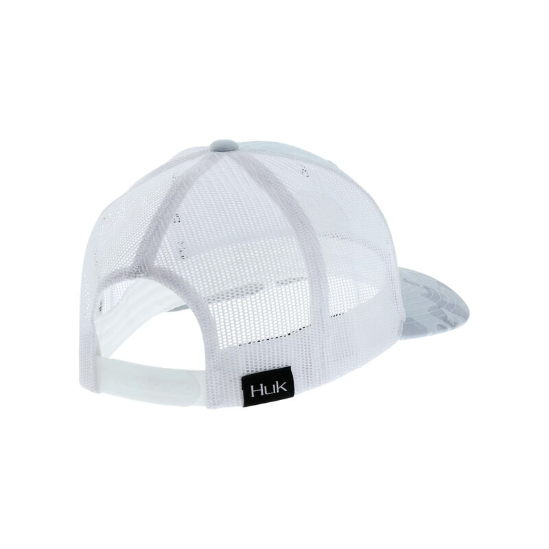 HUK Men's Camo Mesh Hat image number 2