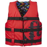 Full Throttle Youth Nylon Life Jacket