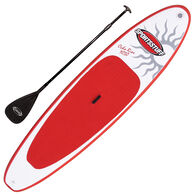 "Sportsstuff 10'6"" Ocho Rios Inflatable Stand-Up Paddleboard w/Adjustable Paddle"
