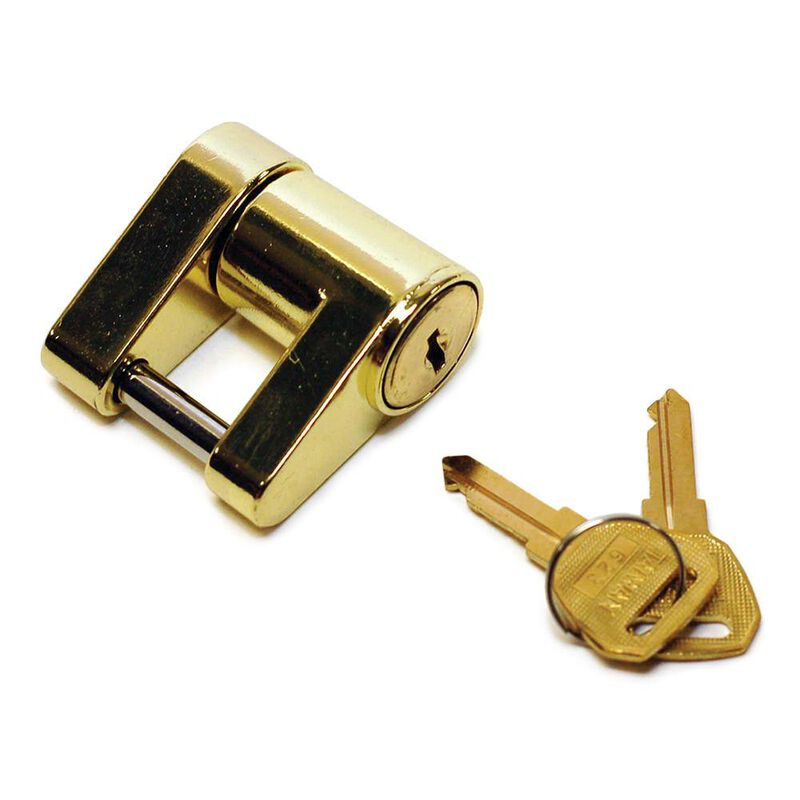 Trailer Hitch Lock image number 1