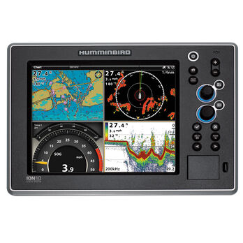 """Humminbird ION10 10.4"""" Multifunction Display"""