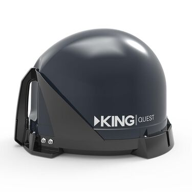 King Quest DIRECTV Satellite Antenna