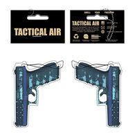 Glock Thin Blue Line American Flag Pistol Air Freshener