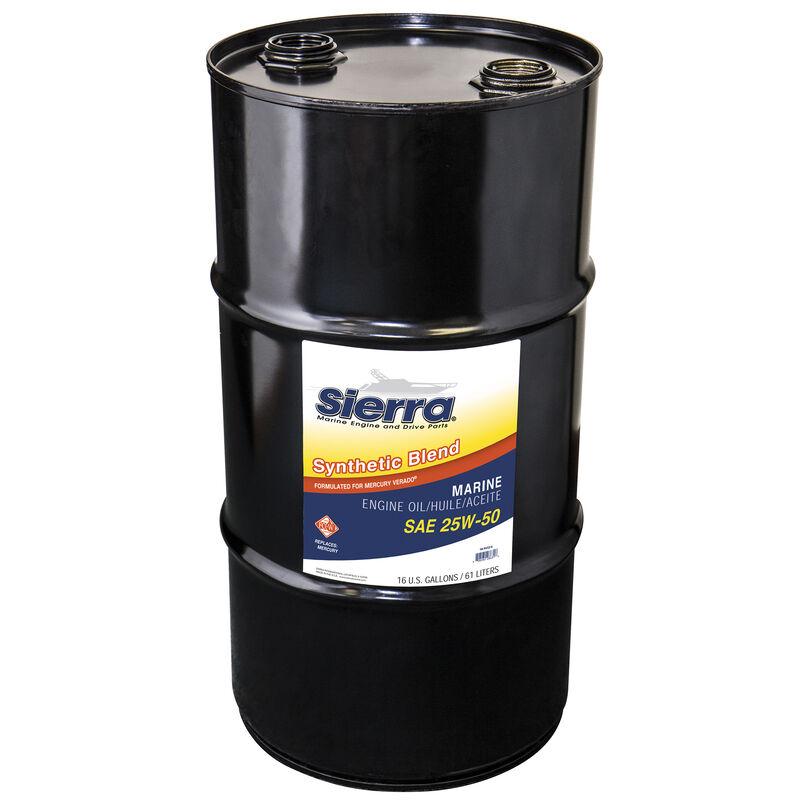 Sierra 25W-50 FC-W Engine Oil, Sierra Part #18-9552-6 image number 1