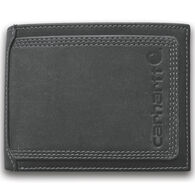 Carhartt Men's Detroit Passcase Wallet