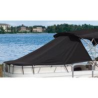 Pontoon Playpen Shade, Black (11'L x 8'W)