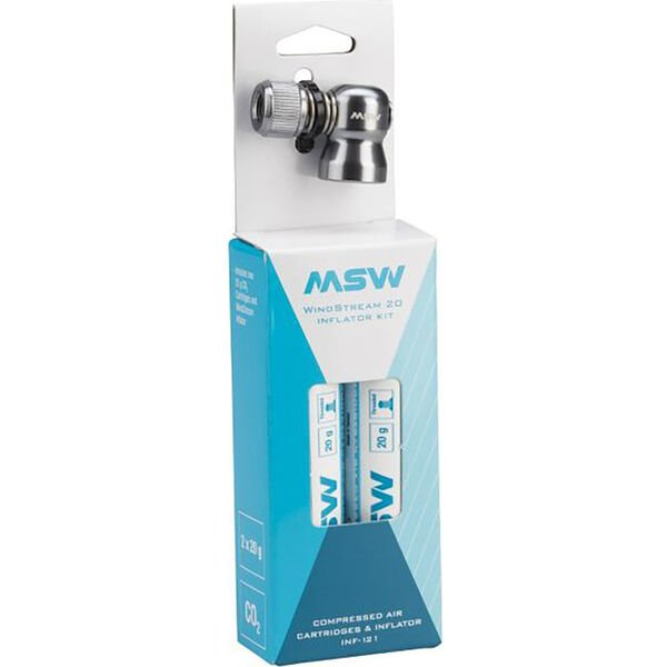 MSW Windstream CO2 Inflation Kit
