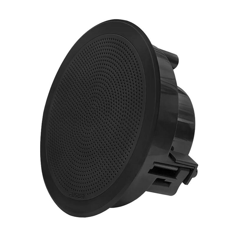 "FUSION FM-F65RW FM Series 6.5"" Flush Mount Round Marine Speakers image number 2"