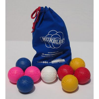9 Ball Murble Game