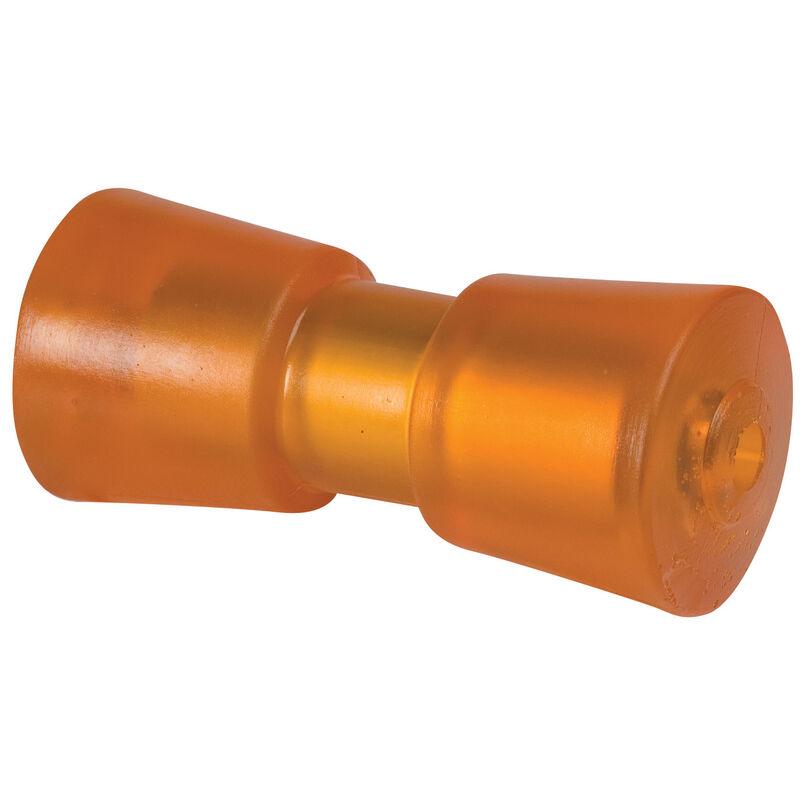 """Stoltz Polyurethane Deep-V Keel Roller, 8"""" long image number 1"""