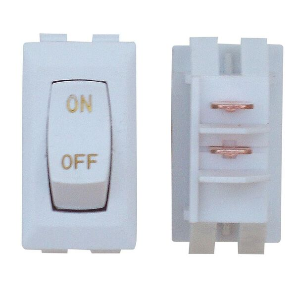 Labeled On/Off Switch