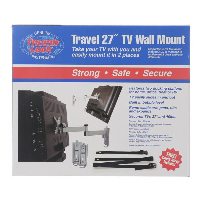 Ready America Travel TV Wall Mount image number 2