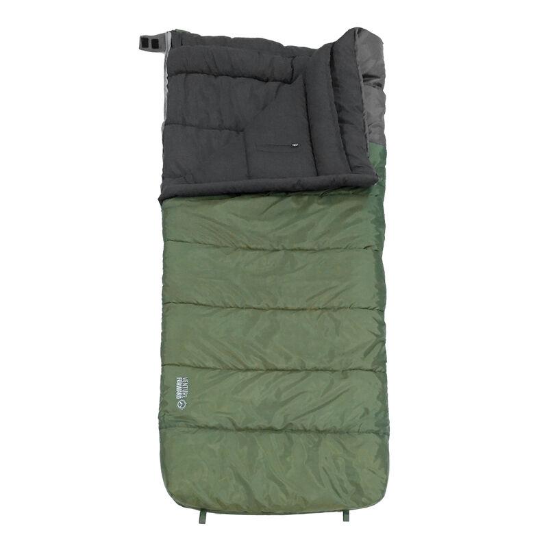 Venture Forward Eagle Lake II 25°F Rectangle Sleeping Bag image number 2