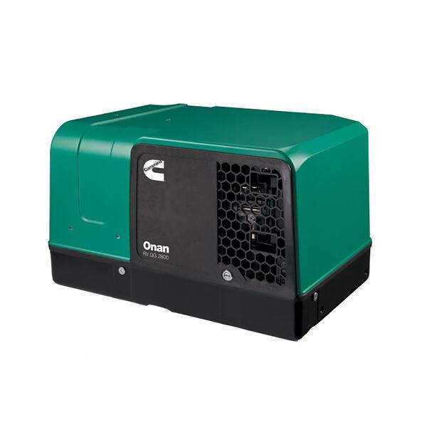 Cummins Onan RV Generator Quiet Gasoline Series RV QG 2800