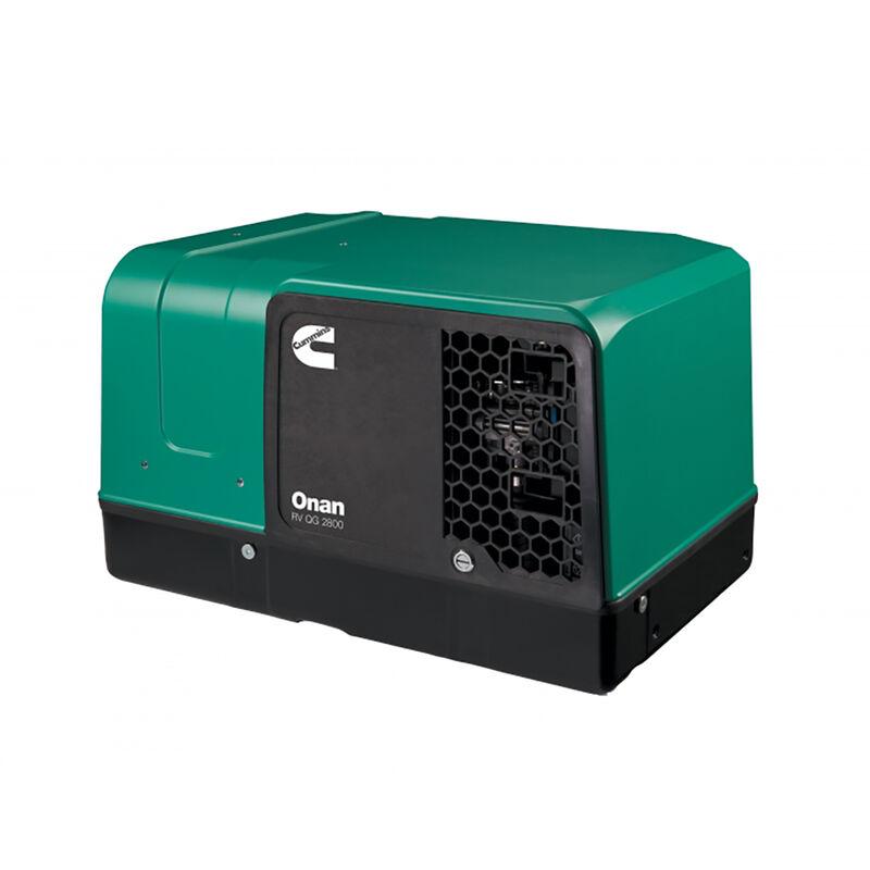 Cummins Onan RV Generator Quiet Gasoline Series RV QG 2800 image number 1