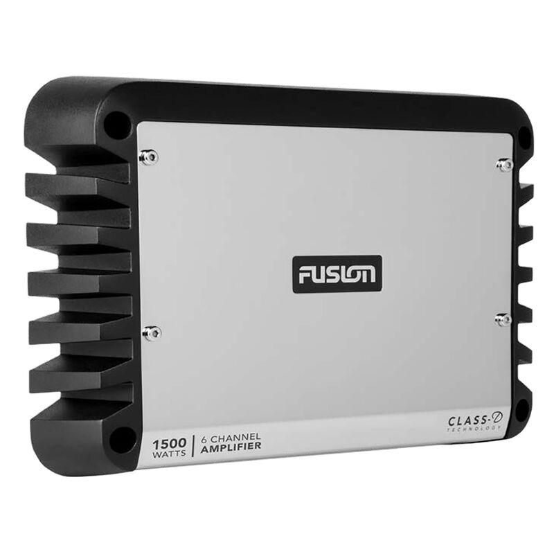 FUSION SG-DA61500 Signature Series 1500W - 6 Channel Amplifier image number 1