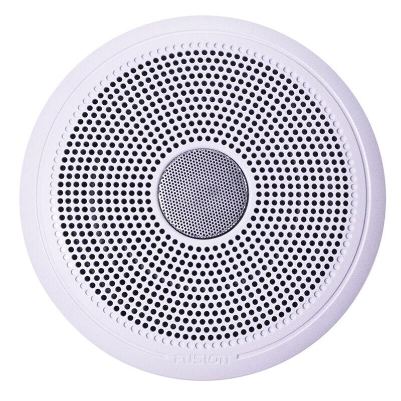 "FUSION XS-F65CWB XS Series 6.5"" 200 Watt Classic Marine Speakers - White & Black Grill Options image number 2"