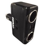 Fat Sac Socket Splitter And USB Port
