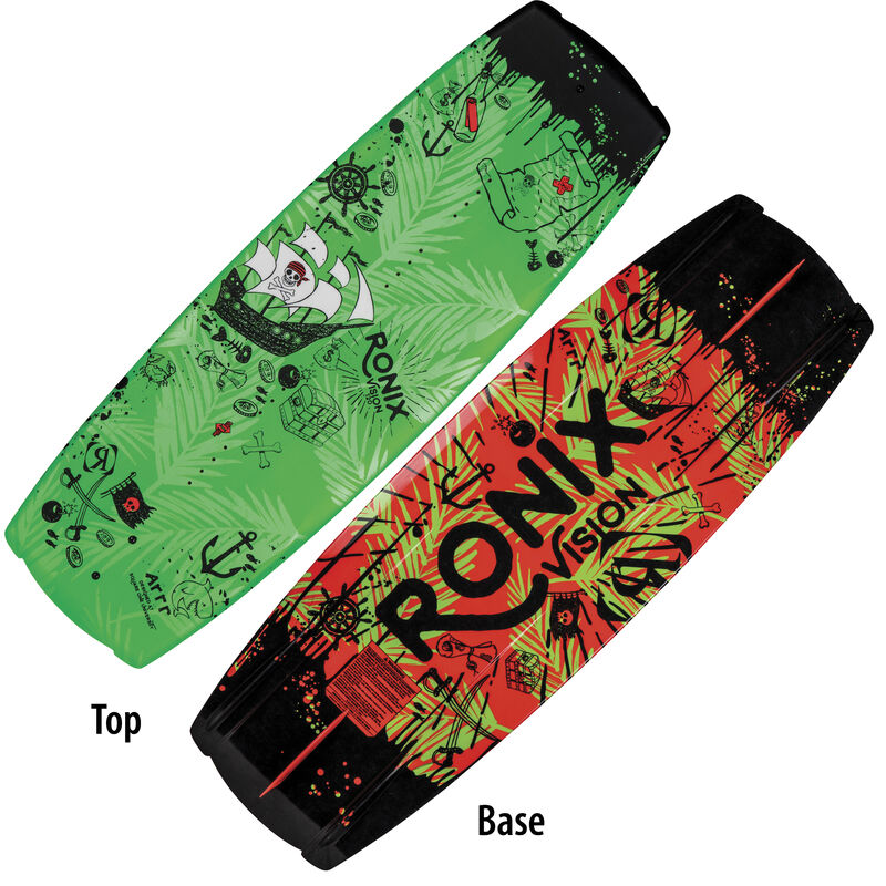 Ronix Vision 120 Wakeboard, Blank image number 1