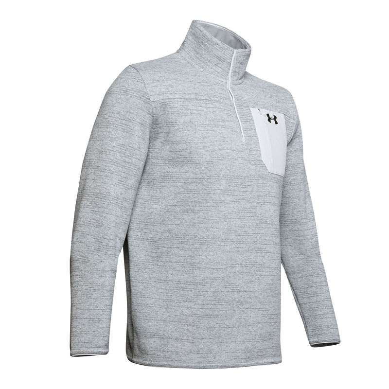Under Armour Men's Specialist 2.0 Long-Sleeve Henley image number 8