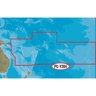C-MAP MAX-N+ PC-Y204, South Pacific Islands